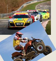 racing arrangement in de Eifel